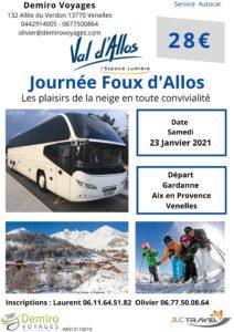 Demiro Voyages Foux d'Allos