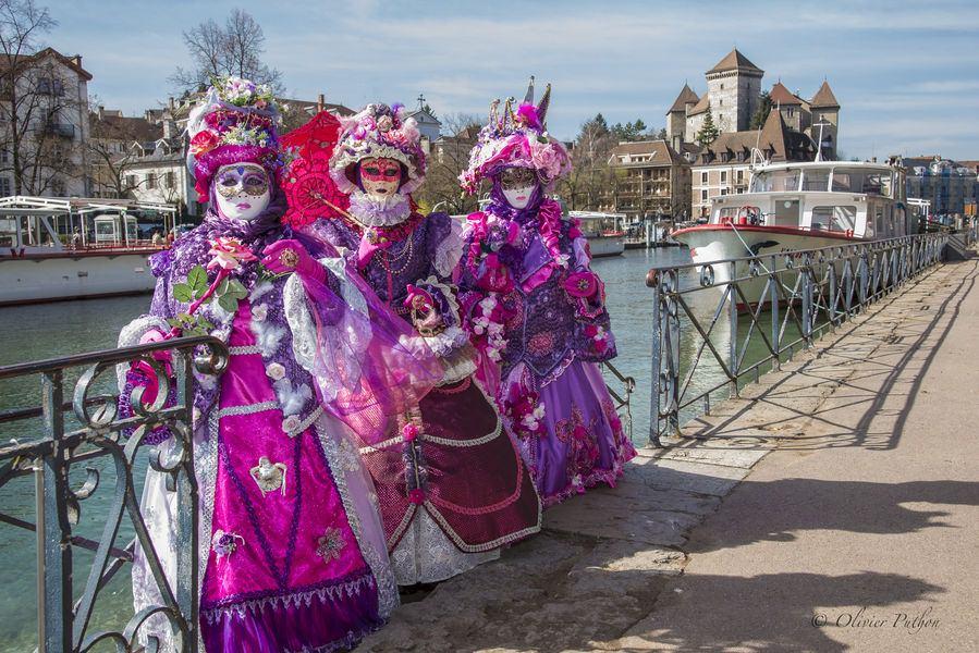 carnaval vénitien d'Annecy séjour autocar Demiro voyages samedi 27 févier 2021